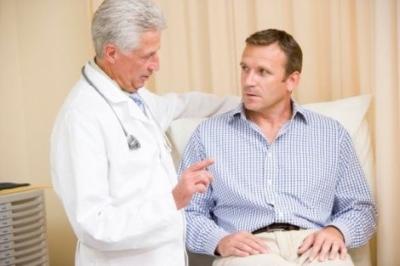 Что делать, при появлении симптомов, к какому врачу обратиться?