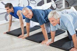 Упражнения при хроническом простатите