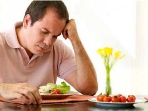 Питание при простатите у мужчин