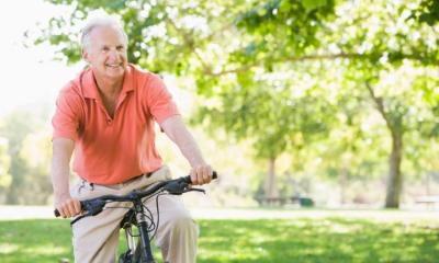 Велосипед и простатит что нужно знать