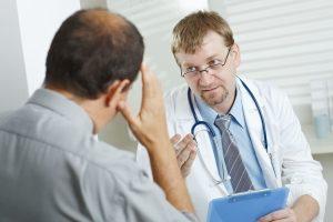 Хронический простатит с кальцием