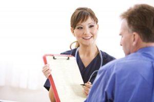 Простата биопсия