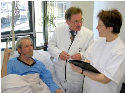 Последовательность лечения рака простаты