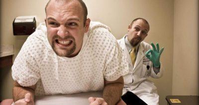 Какой врач делает массаж простаты