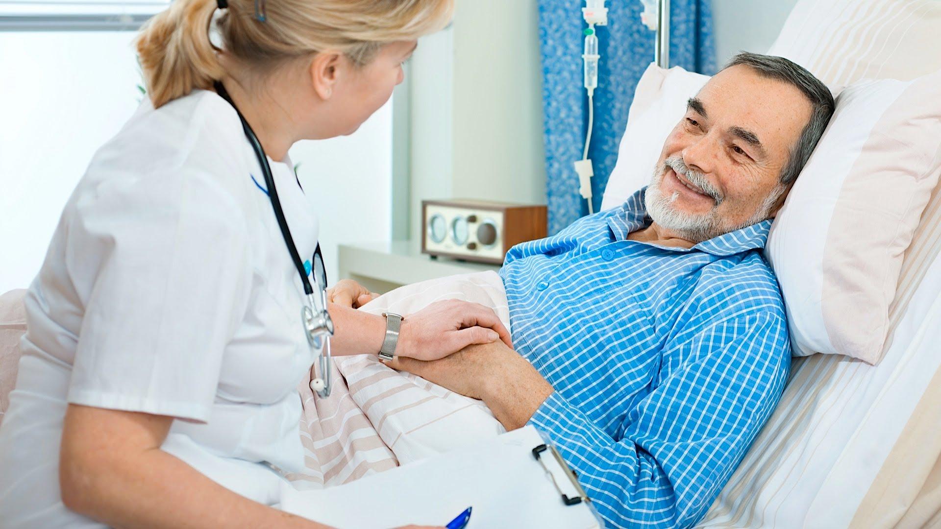 Подготовка к биопсии предстательной железы — Простатит