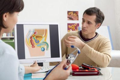Как называется анализ крови на рак простаты